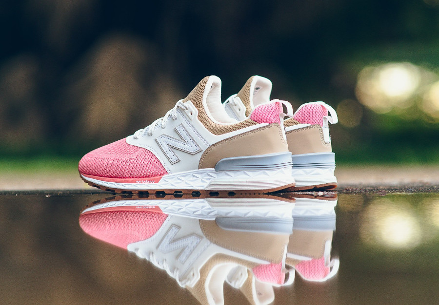 New Balance 574S Sport 'Hemp Dusted Peach'