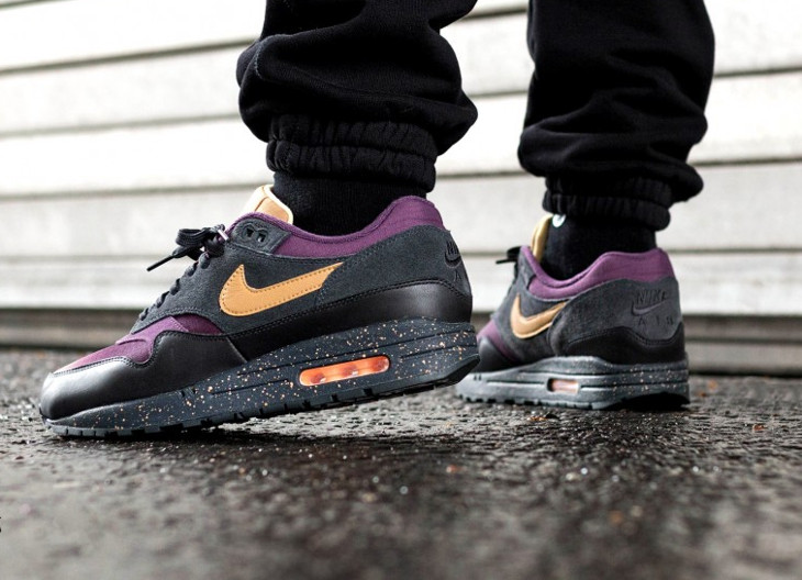 Guide des achats : Nike Air Max 1 PRM 'Pro Purple' (Gradient Toe)