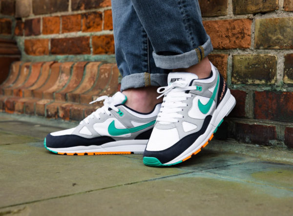 Nike Air Span II 'Kinetic Green'
