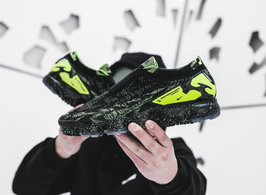 Chaussure Acronym x Nike Air Vapormax Moc 2 The Illusional Ja