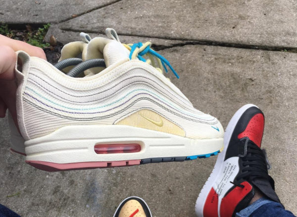 Nike Air Max 1/97 'Bleached Sean Wotherspoon'