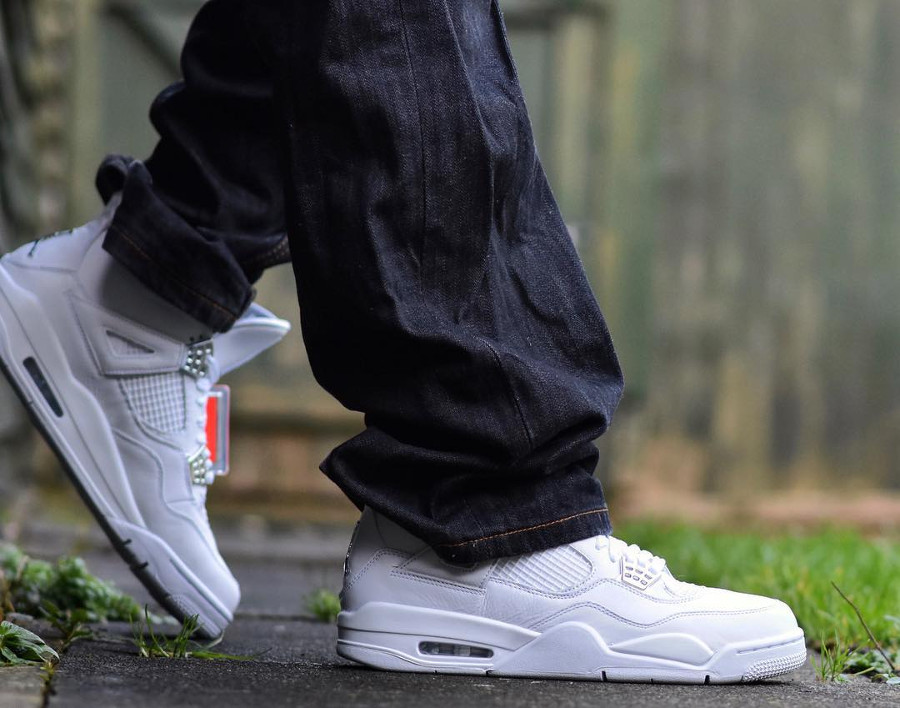 denim trop large avec air jordan pure money kingofvi