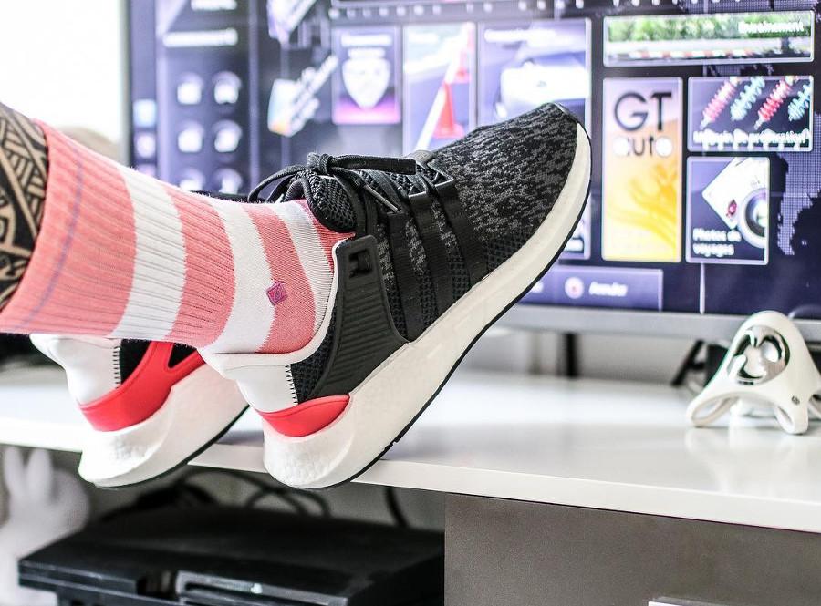 Adidas EQT 93 17 Turbo Pink - @cedric_castex