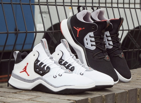 Air Jordan DNA White Cement & Bred