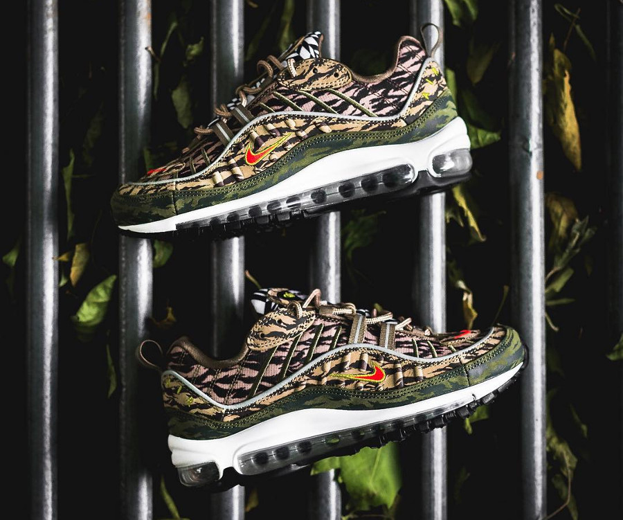 Chaussure-Nike-Air-Max-98-AOP-Camouflage-Tigré-Mash-Up-1 (3)