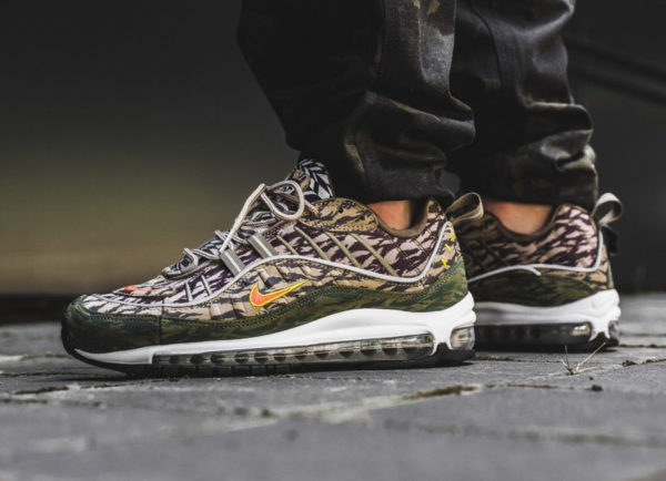 Nike Air Max 98 AOP Camouflage