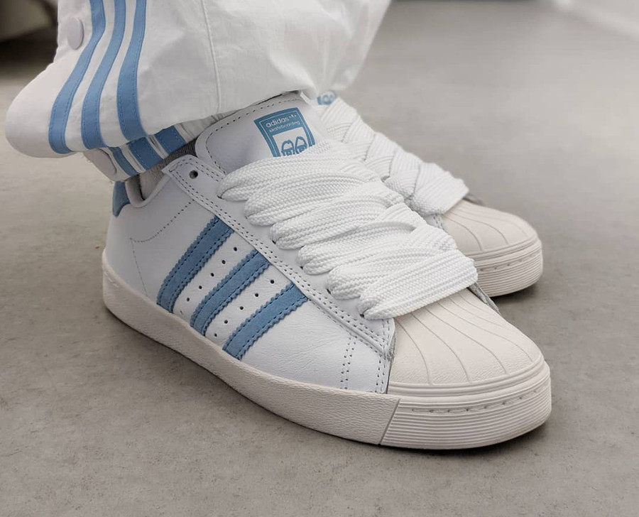 Krooked x Adidas Superstar Vulc - @malaking_tenga