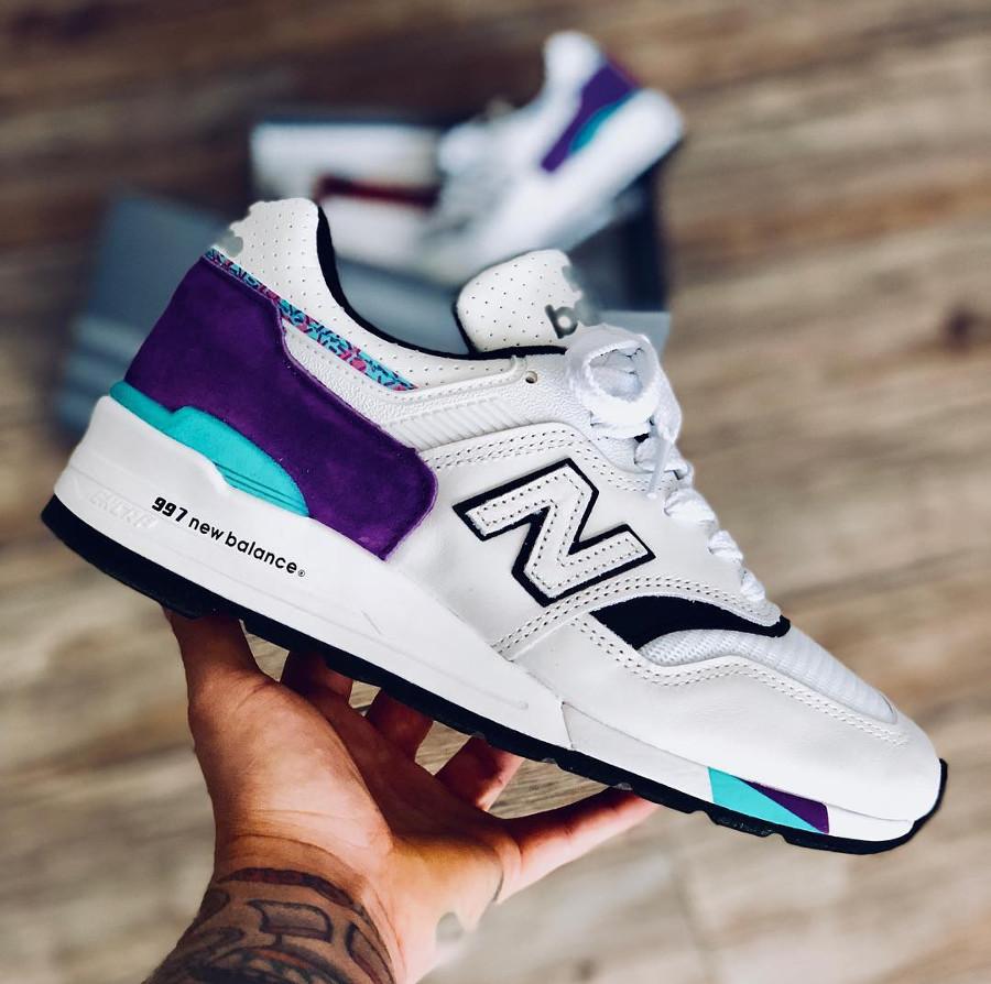 New Balance M997WEA - @randy_cruz_kickz