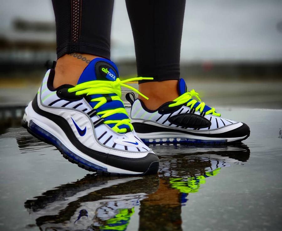 Nike Air Max 98 Sprite - @native_kicks