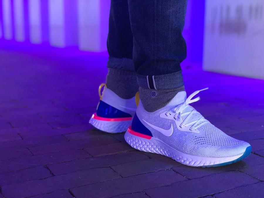Nike Epic React Flyknit - @kkarmiggelt