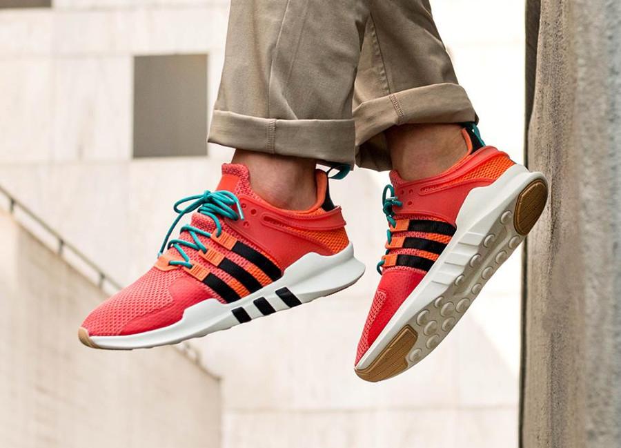 basket-adidas-equipment-support-adv-trace-orange- CQ3043 (2)