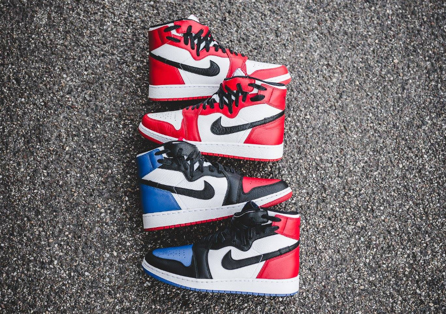 Air Jordan 1 Wmns Rebel XX OG 'Chicago & Top 3'