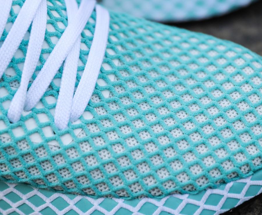 basket-adidas-deerupt-runner-parley-femme-bleu-aquatique- CQ2908 (2)