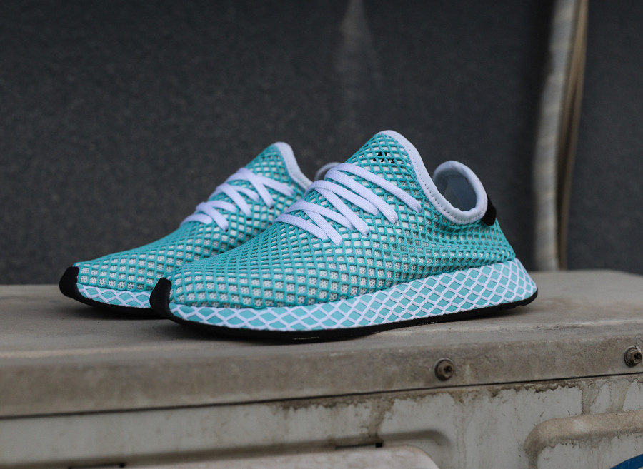 Deerupt Parley Blue Recyclé Runner ReviewAdidas Spiritplastique 4RLSc35Ajq