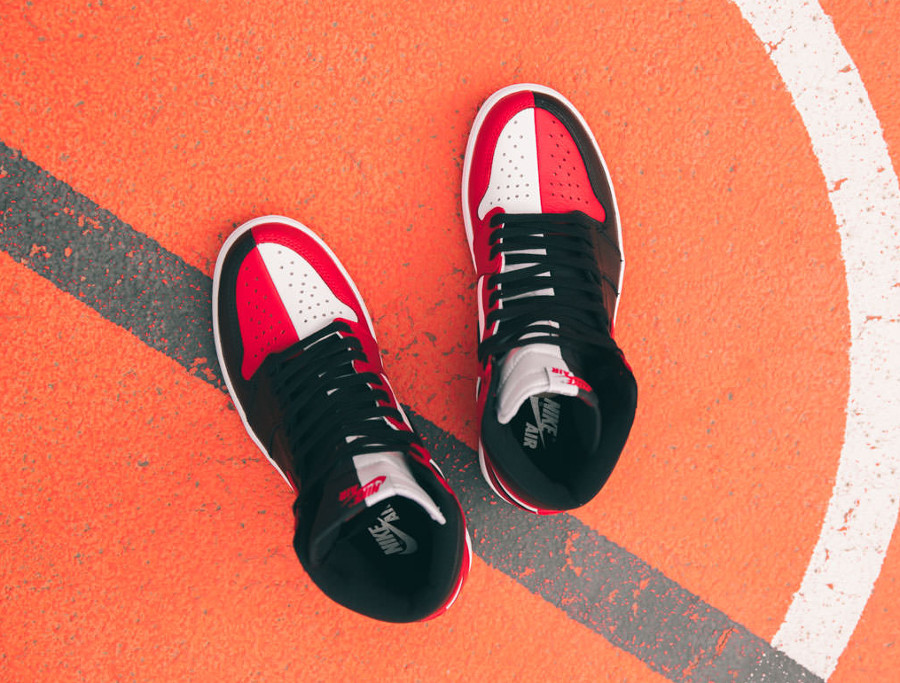 Air Jordan 1 High Retro Split 'Homage To Home'