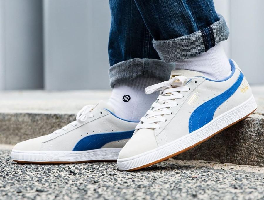 basket-bobbito-garcia-puma-suede-blanche-bleue-aux-pieds-366336 02 (1)