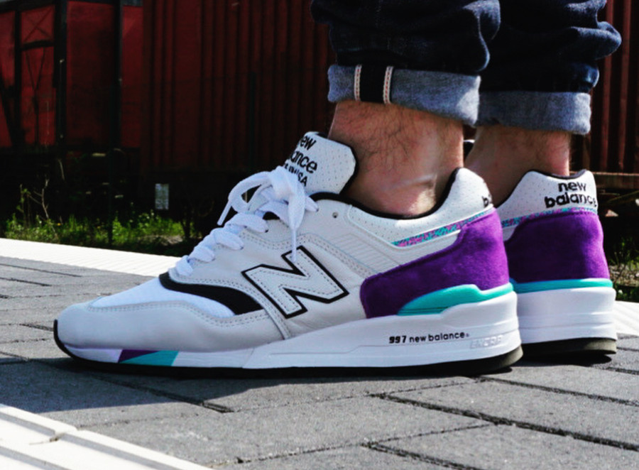 basket-new-balance-m-997-wea-blanche-violet-turquoise-on-feet (4)