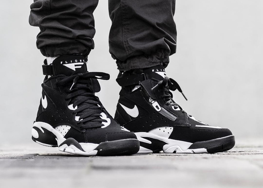 Nike Air Flight Maestro II LTD 'Black/White'