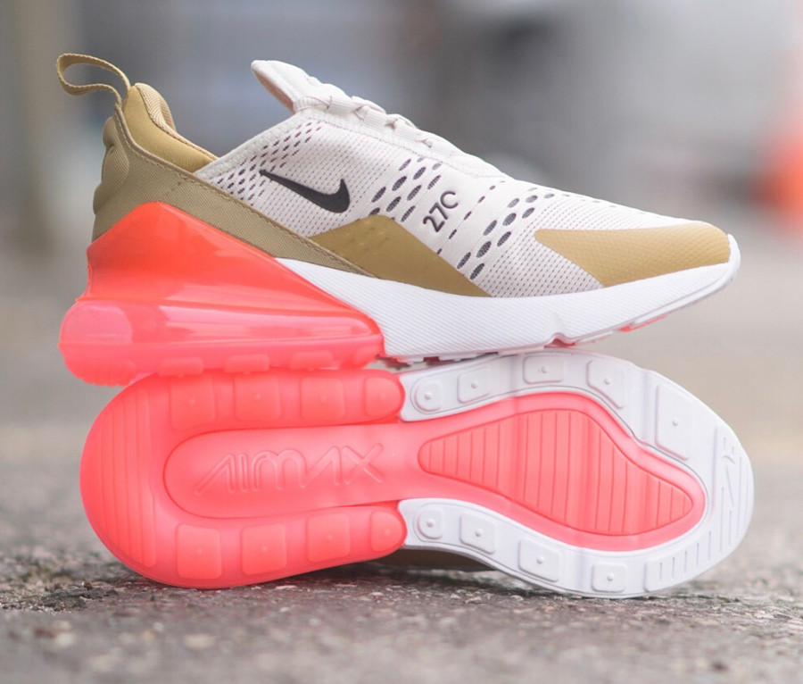 basket-nike-air-max-270-fille-flight-gold-light-bone (1)