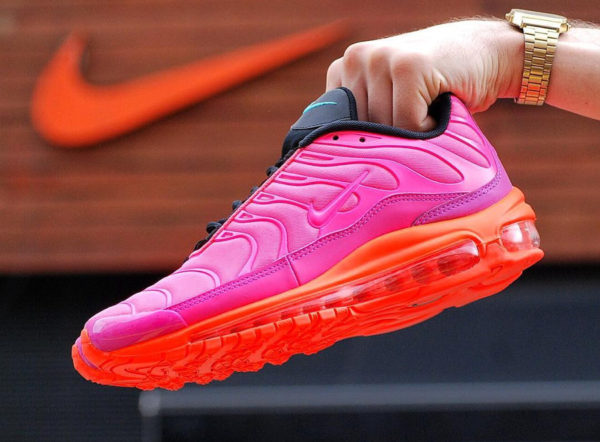 basket air max 97 rose