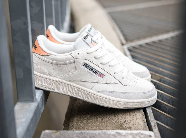 Reebok Club C 85 French Touch (Craked Leather)