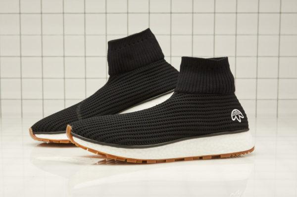 Alexander Wang x Adidas Originals Run Clean Boost 'Black Gum'