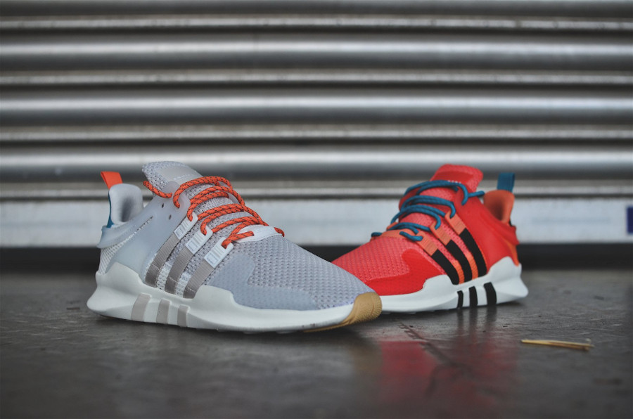 Adidas Equipment Support ADV Summer 'White Tint & Trace Orange'