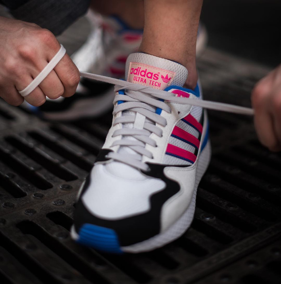 chaussure-adidas-ultra-tech-og-shock-pink-1991-on-feet (1)
