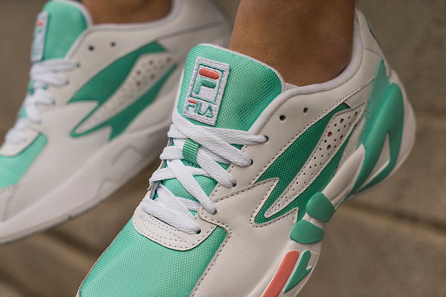 Fila Wmns Mindblower 'White Cockatoo'