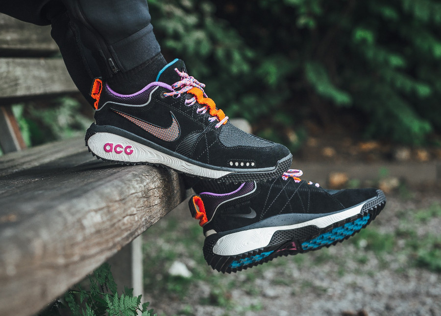 Nike ACG Dog Mountain 'Black Equator Blue'