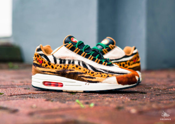 save off 0e785 48d0d Nike Air Max 1 95  Atmos Animal