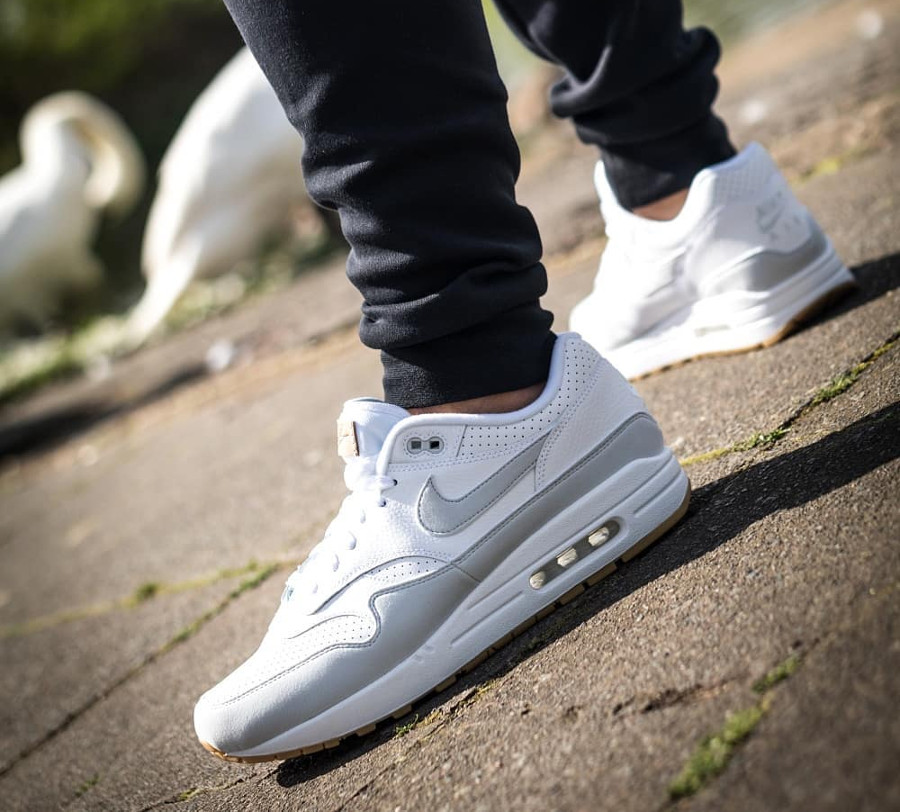 Review] Où trouver la Nike Air Max 1 Perforated 'White Gum