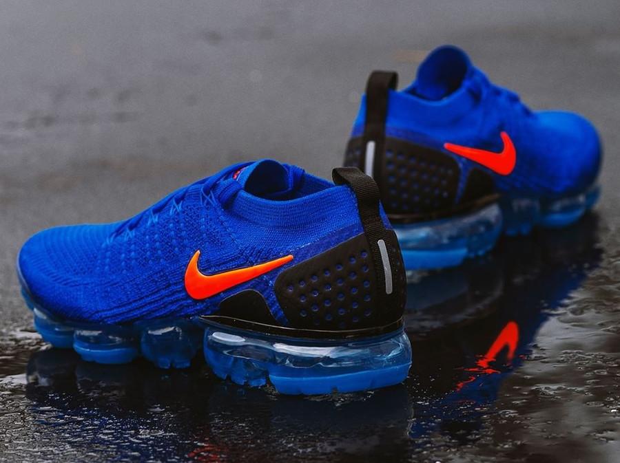 Nike Air Vapormax Flyknit 2 'Racer Blue'