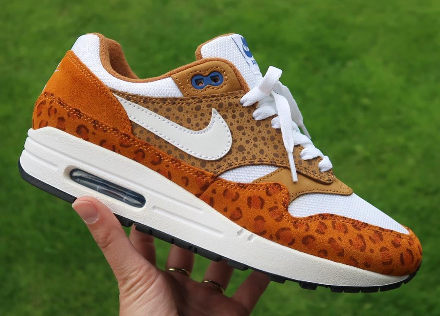 Nike Air Max 1 'Wild Curry'