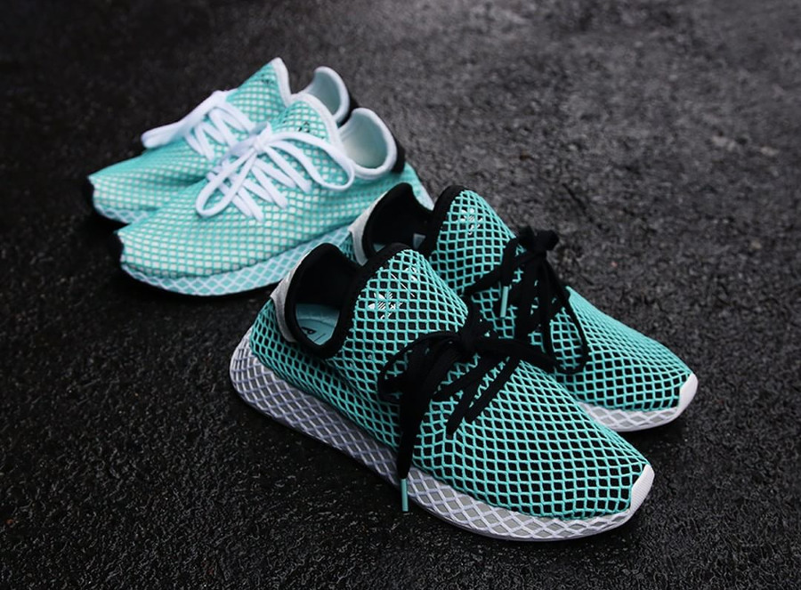 Parley For The Oceans x Adidas Deerupt Runner
