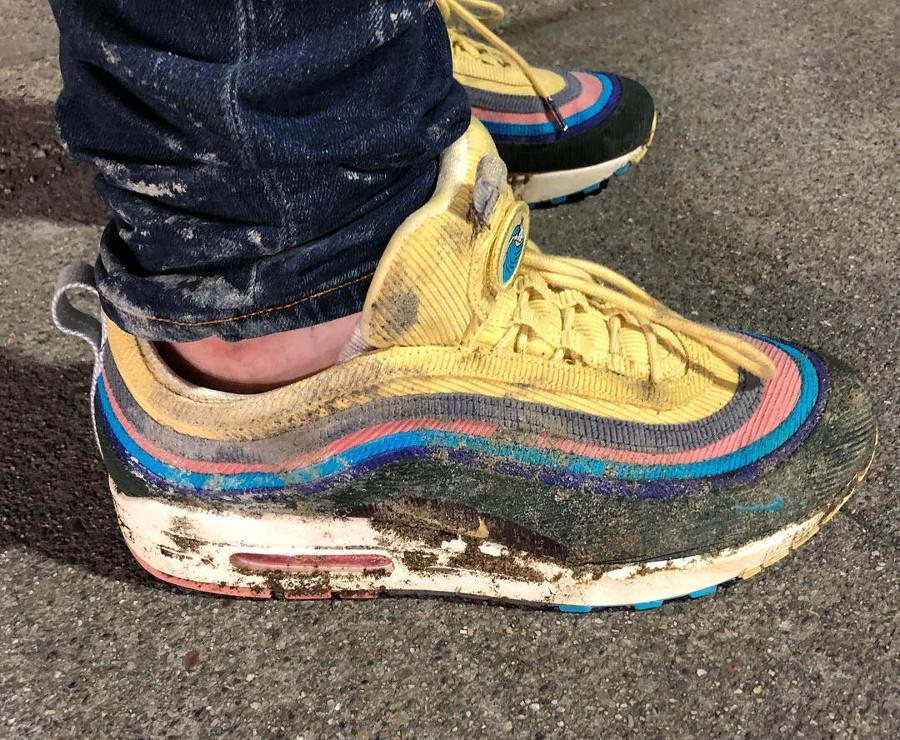 Nike Air Max 1/97 Sean Wotherspoon pleine de boue - @reidrich