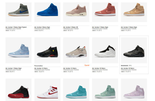 Sélection shopping Archives | Sneakers actus