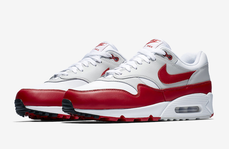 sortie-nike-air-max-90-1-og-red