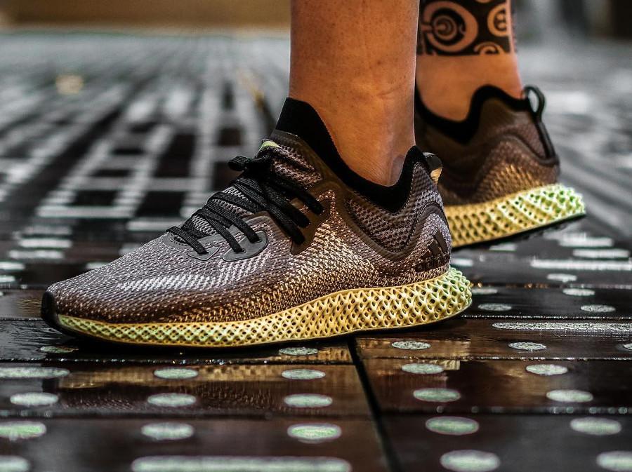 Adidas Alpha Edge 4D - @cedric_castex