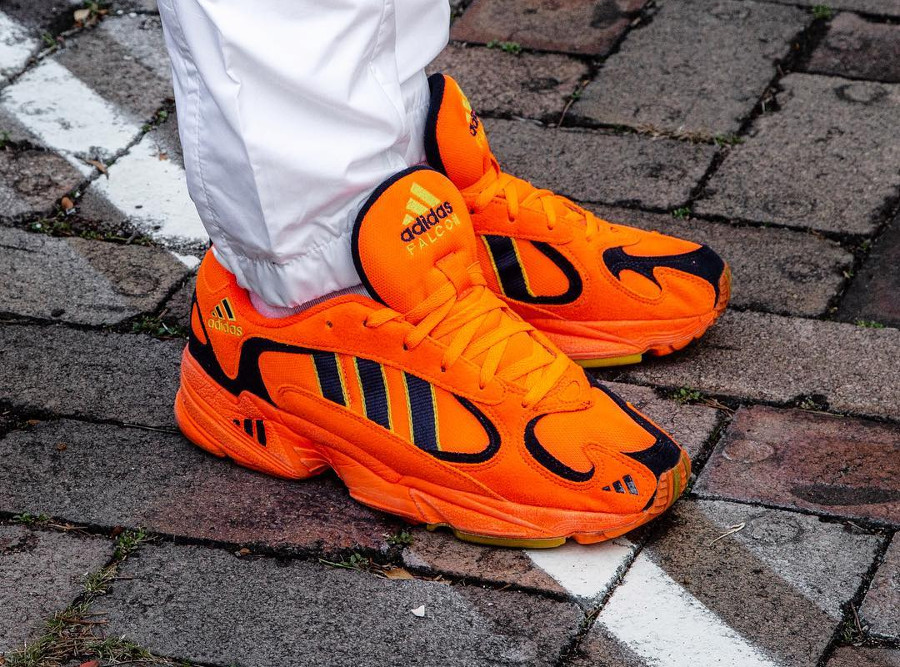 Adidas Falcon Dorf OG Orange 1997