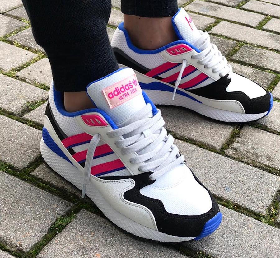 Adidas Ultra Tech Shock Pink - @carlescampama