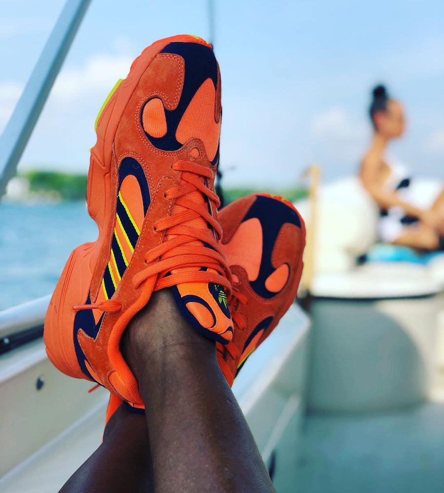 Adidas Yung-1 OG Orange - @tictoc1973