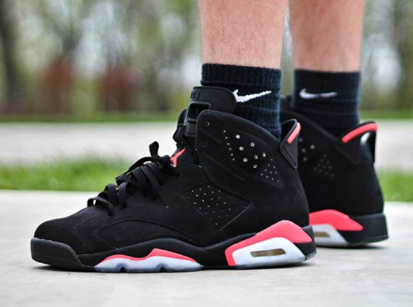 Air Jordan 6 Retro Black Infrared - @espbj