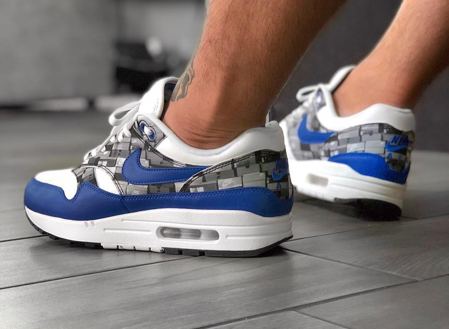 Atmos x Nike Air Max 1 We Love Nike - @eyesaac_campos