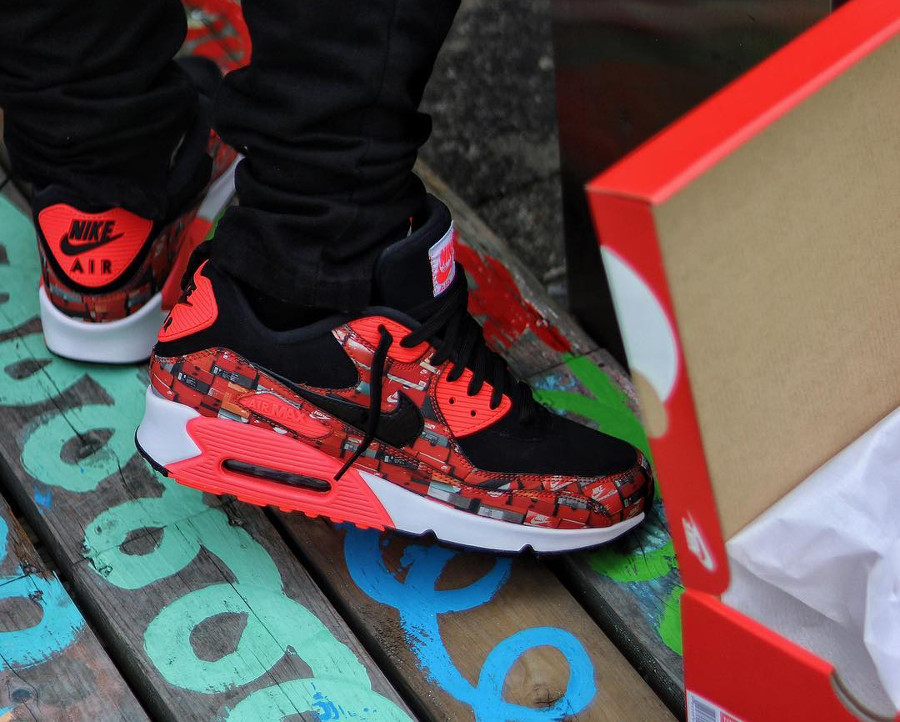 Atmos x Nike Air Max 90 Shoebox - @keep_021
