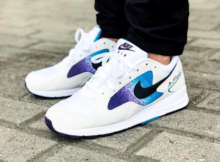 Nike Air Skylon II OG 'Blue Lagoon' Retro 2018
