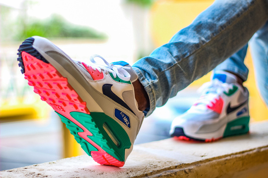 Nike Air Max 90 Summer Sea - @djsuppakilla