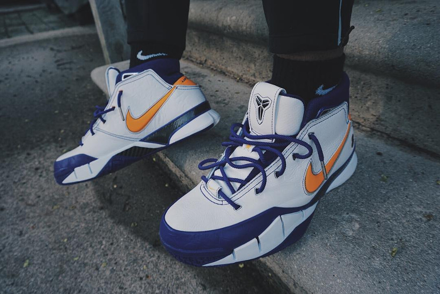 Nike Kobe 1 Protro Mamba Day - @sole__shot