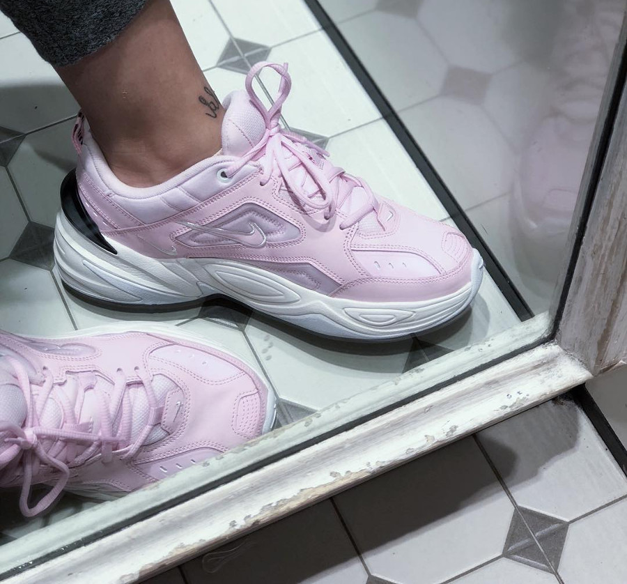 Nike M2K Tekno Pink - @andrearoldan19