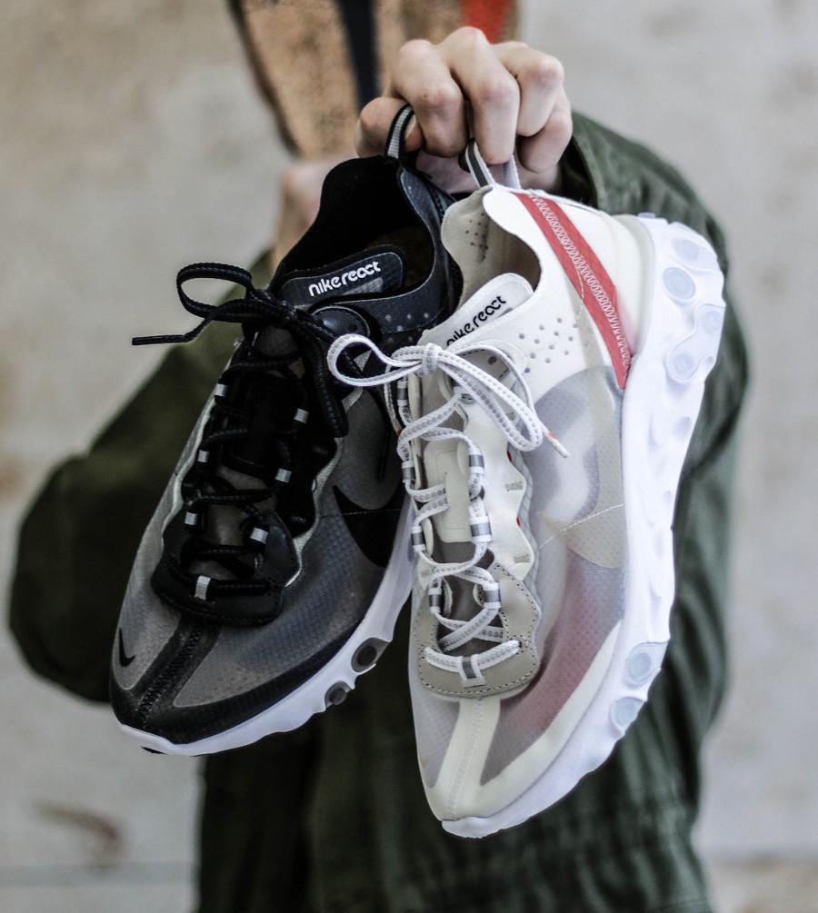 Nike React Element 87 QS La Préquelle